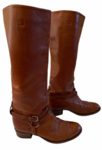 Ralph Lauren Collection Purple Label Equestrian Leather Tall Riding Boots 9.5 image 4