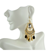 Mia Collection Fashion Jewelry Chandelier Pendant Dangle Earrings - Lot ... - $31.67