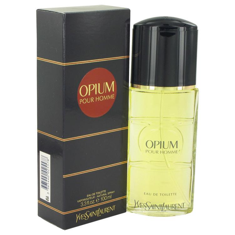 Yves saint laurent opium cologne