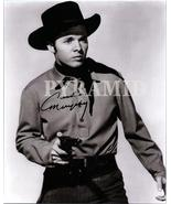 AUDIE MURPHY Authentic Autographed Hand Signed 8X10 Photo w/COA 516 - $225.00