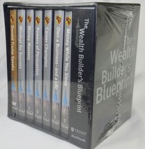 The Wealth Builder's Blueprint $ Donald J. Trump University $ BRAND NEW ... - $149.88