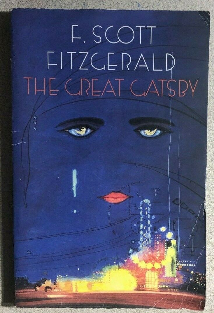 Primary image for THE GREAT GATSBY by F. Scott Fitzgerald (2004) Scribner softcover