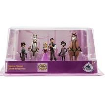 Disney Store TANGLED Figurine Playset 6 Piece Cake Toppers - $24.45