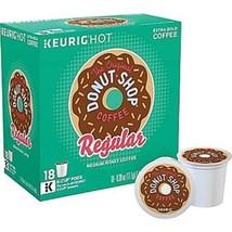 The Original Donut Shop Regular Coffee 18 to 90 Keurig K cups Pick Any Quantity  - $18.99+