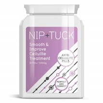 Nip & Tuck Smooth & Improve ANTI-CELLULITE Pills Tight Toned Body No Cellulite - $160.39
