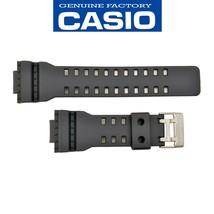 Genuine CASIO Watch Band Strap GA-100C-8A GA110TS-1A4 Original Grey Rubber - $35.95