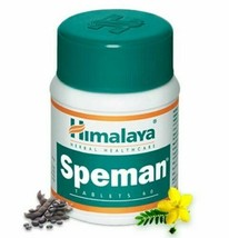 Himalaya Herbal Speman 60 Tablets Ayurveda Ayurvedic Herbal Product - $14.84+