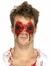 Zombie Eyes Halloween Fake Prosthetic Latex Scar Fancy Dress Special FX Make Up - $19.31