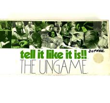Tell It Like It Is The Ungame Vintage 1972 Game Bonus Christian Belief C... - $19.79