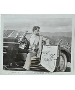 ROCK HUDSON SIGNED PHOTO - THIS EARTH IS MINE - Pillow Talk  w/COA - $269.00