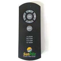 Remote Control - SUNPLIX Lighting