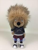 "Sing Movie Ash Porcupine 13"" Plush Stuffed Animal Toy Universal Illumination  - $24.70"