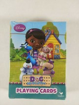 Disney Doc McStuffins Playing Cards   NEW - $4.99