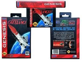 Gleylancer Advanced Busterhawk Sega Genesis NTSC English Gley Lancer Gam... - $22.31+