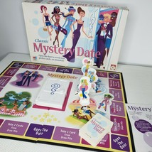 Classic Mystery Date 2005 Board Game Milton Bradley Dating 100% Complete  - $39.55