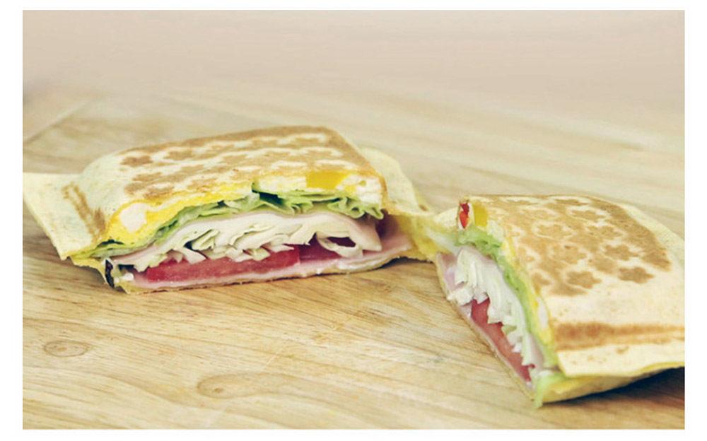 Sandwich maker Nonstick Double Side Pressure Pan Sandwich pan