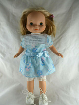 """Fisher Price My Friend Mandy Doll Blonde 16"""" Tall Vintage 1970 dressed - $14.84"""