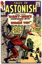 TALES TO ASTONISH #51 1964-MARVEL-GIANT-MAN-HUMAN TOP-WASP-JACK KIRBY-vf - $174.60