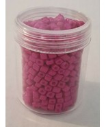 Seed Beads Hot Pink 0.5mm New - $1.98