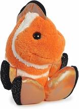 "Aurora World Taddle Toes Plush, Fins Clown Fish 10"" Tall - Big Cuddly Feet - $13.10"