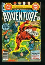 ADVENTURE COMICS #464 1979-JUSTICE SOCIETY OF AMERICA-FN - $14.90