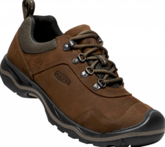Keen Rialto bajo Talla 9M (D) Eu 42 Hombre con Cordones Zapatos Oxford Marrón