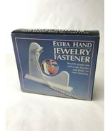 Extra Hand Jewelry Fastener Grasps End of Any Bracelet for Easy Fastening - $7.91