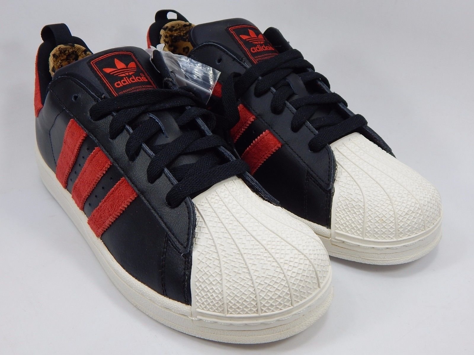 Adidas Superstar J Big Kid's Girl's Youth Shoes Size US 6.5 Y EU 39 1/3 D74444