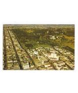 CA Aerial View San Diego Balboa Park Vintage H S Crocker California Post... - $4.99