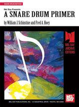 A Snare Drum Primer Book - $6.95