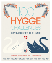 NEW Piccadilly 100 Hygge Challenges Hue-Gah The Danish Art of Happiness Journal