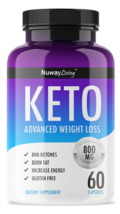Fast Pure Keto BHB Weight Loss Diet Pills Ketogenic Supplement 60 CAPSULES - $17.81
