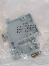 AMP 745134-1 Hinged Backshell Connector Gray 25 Position Unshielded - $10.45
