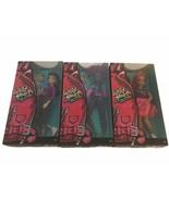 Lot of 3 - Wild Hearts Crew Kenna Jacy Cori Dolls - Brand New! - $45.99