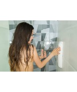 Hands-free ceramic back bath helps prevent itchy back after shower - $49.00