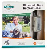 Petsafe Ultrasónico Ladrido Control para Collar de Perro Efectivamente R... - $55.99