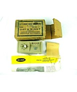 True Vintage Carrier C-2DN Thermostat DAY & NIGHT -HEATING - $32.62