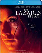 The Lazarus Effect [Blu-ray] (2015)