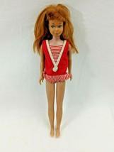 Barbie Skipper Doll 1963 Red Head - $69.29