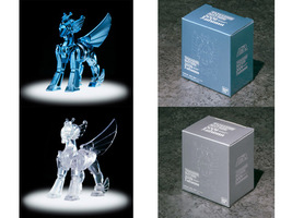 Bandai Saint Seiya Tamashii Nation 2009 Autumn Set 2 Mini Myth Pegasus Cloth MIB - $46.99