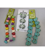 Beads Buttons Elephants Handcrafted Jewelry Bracelet Crafts Assorted Lot - $16.99