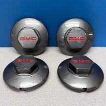 1994-2002 GMC Jimmy / S15 / Sonoma 4x2 # 5084G Wheel Rim Gray Center Caps SET/4 - $70.00