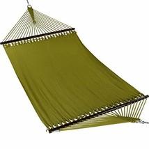 Caribbean Hammocks Jumbo 55 inch - Soft-Spun Polyester - Olive - $174.45