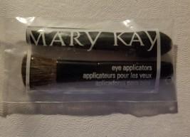 Mary Kay Eye Applicators (one eye sponge, one eye brush) NEW - $2.50