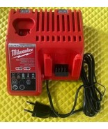 Milwaukee 48-1959B M12 and M18 127V Multiple European Charger - $36.63