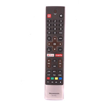 New Original HS-7700J For Skyworth TV Voice Remote Control With Netflix ... - $19.29