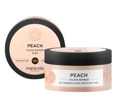 Maria Nila Colour Refresh Peach 9.34,      3.4oz