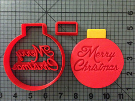 Christmas Ornament Cookie Cutter Set - $6.00+