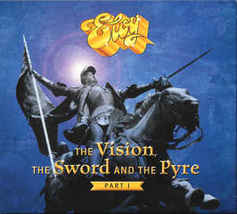 Eloy – The Vision, The Sword And The Pyre - Part I  CD - $19.99