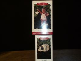 Hallmark Keepsake Ornaments Cat Naps & Christy All God's Children AA-191791D Co image 7